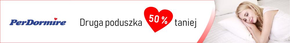 Promocja PerDormire druga za 50%