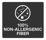 non-allergenic perdormire