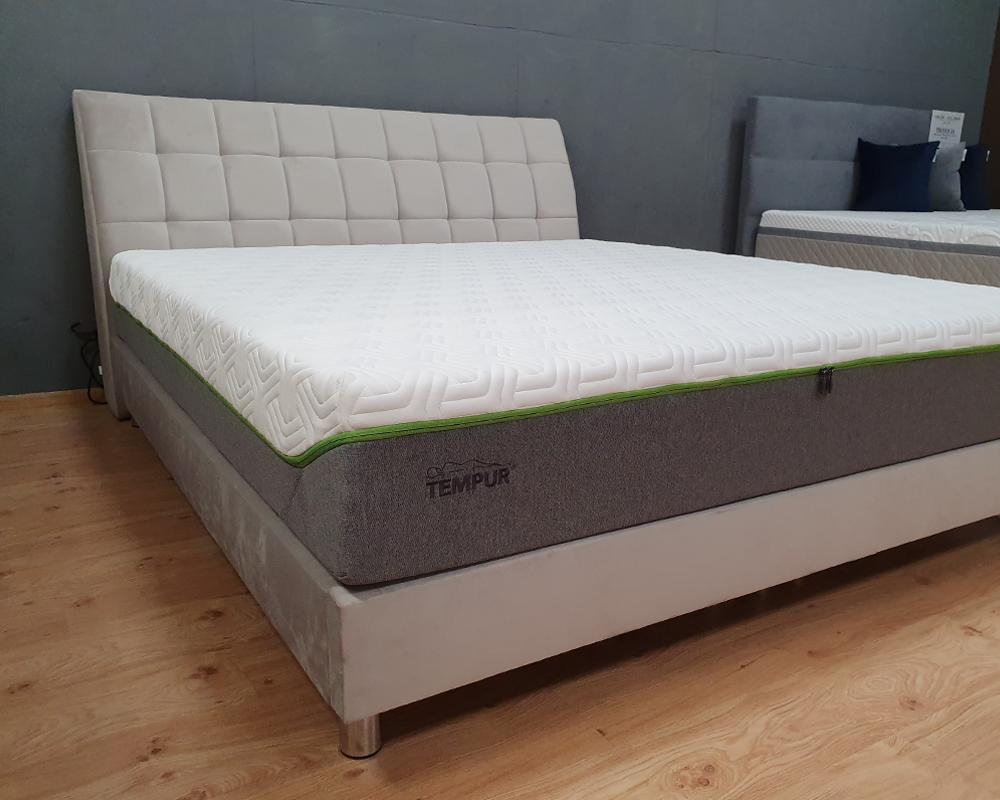 Zestaw Tempur Hybrid Elite z łóżkiem